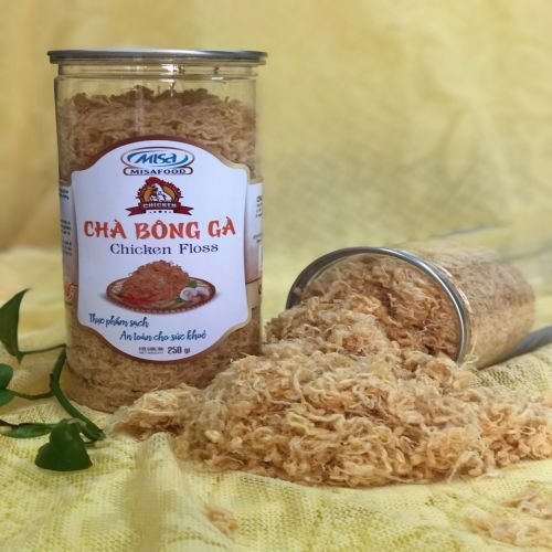 Chà Bông Gà Mi Sa hộp 250 gram